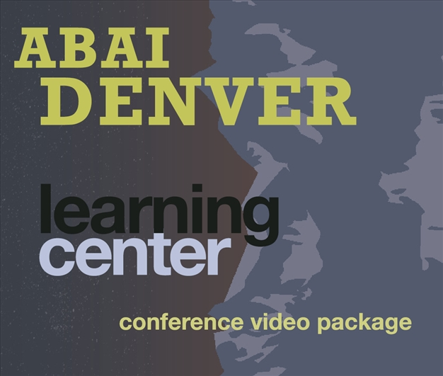 a square graphic representing 2017 Annual Convention Video Package. Presentations plus 21 CEs.